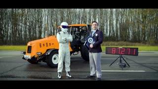 سریعترین تراکتور دنیا