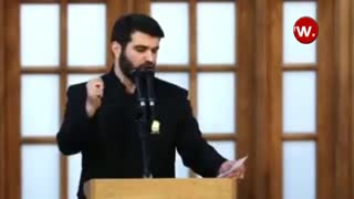پاسخ حاج میثم مطیعی به فتنه گری احمدی نژاد