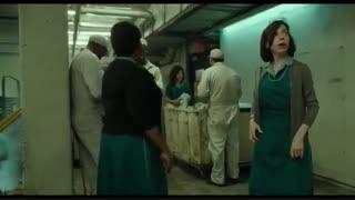 فیلم درام عاشقانه « 2017 »The Shape Of water « شکل آب » با دوبله فارسی