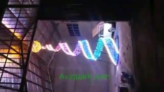 ویدئو المان نوری