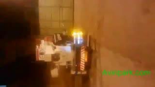 ویدیو ربات ترافیکی