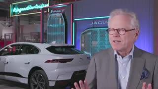 جگوار 2019 آماده مبارزه با خودروی برقی تسلا-شگفت انگیزه