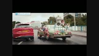 تبلیغ خلاقانه آئودی با محوریت ایمنی خودرو