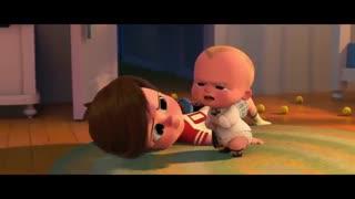 تربلر انیمیشن بچه رئیس (The Boss Baby)