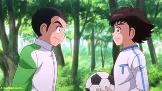 دانلود انیمه فوتبالیست ها  2018 : کاپیتان سوباسا با زیرنویس چسبیده فارسی ( ویژه جام جهانی 2018)