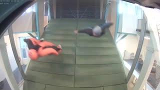 پرواز در تونل باد