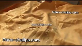 نانو ضد آب و لک پارچه » نانو کردن پارچه » چگونه پارچه را نانو کنیم