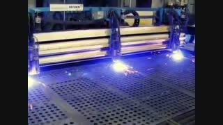 کارخانه اسکلت سازی