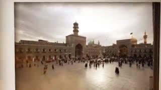 روایتی جذاب از ساخت «صحن نو» حرم مطهر رضوی