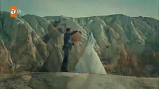 کلیپ از سریال عشق و ماوی با صدای امراه