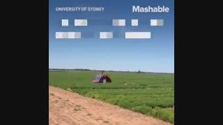 ربات هوشمند کشاورزی