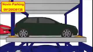 انواع پارکینگ مکانیزه و پیمانکاران ساختمان