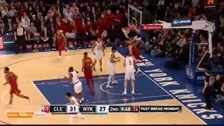 ۱۰ حرکت برتر بسکتبال NBA