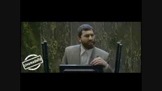 حامد بهداد در نقش محمود احمدى نژاد