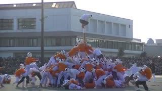 مسابقه جالب ژاپنی Bo-Taoshi