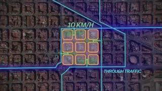 بارسلونا - راه کارهای یک شهر هوشمند برای حل مشکل ترافیک