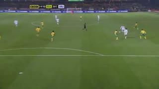 گل دیگو فورلان به آفریقای جنوبی در جام جهانی 2010