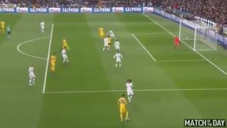 خلاصه بازی رئال مادرید 1 -3 یوونتوس