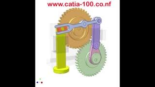 مکانیزم چرخ دنده و بادامک