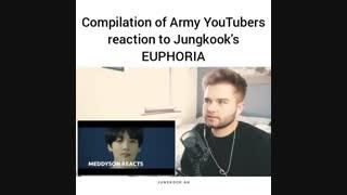 واکنش ها نسبت به قسمت اول آهنگEuphoria