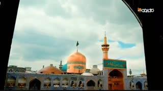 حال و هوای شعبانیه در حرم امام رضا(ع)