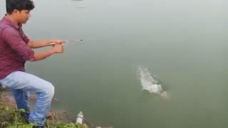 فیلم اموزش ماهیگیری کپور با قلاب