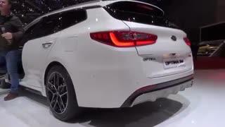 Kia Optima 2019 - Geneva Motorshow