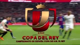 فول مچ نیمه دوم بارسلونا 5-0 سویا ( فینال کوپا دل ری 2017/18 )