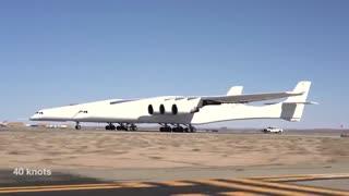 بزرگترین هواپیمای دنیا در تابستان به پرواز در خواهد آمد