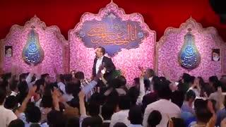 مداحی فوق العاده زیبای حاج محمود کریمی ولادت امام سجاد (ع)(ای همسر سلطان دین)97