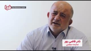 احمدی نژاد برای رئیس شدن لاریجانی خودش را کشت