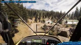 تروفی Death From Above در Far Cry 5