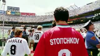 هریستو استویچکوف در جام جهانی 1994 آمریکا