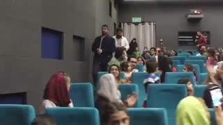 سوپرایز فیلشاه در سینما!