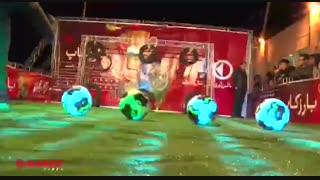 برگزاری مسابقه جذاب بارز کاپ توسط گروه صنعتی بارز در شهر کرمان.