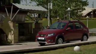 تیزر تبلیغاتی خودروی سایپا کوییک