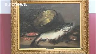 موزهای که نصف آثار هنریاش تقلبی از آب درآمد
