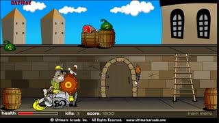 بازی آنلاین اکشن قاتل زنجیره ای در باستان