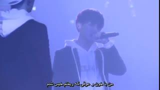 اجرای اهنگ born singer از bts