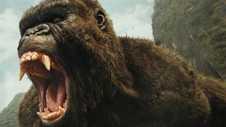 صحنه ای فوق العاده از فیلم کونگ