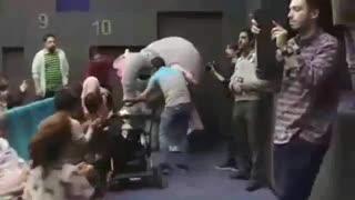 اکران مردمی انیمیشن فیلشاه