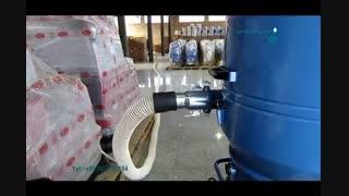 جاروبرقی صنعتی - نظافت تجهیزات کارخانه ای و حفظ بهداشت