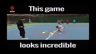 بازی فوق العاده جالب و دیدنی