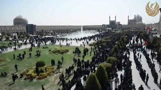 گزارش سفر یک زوج گردشگر از ایران