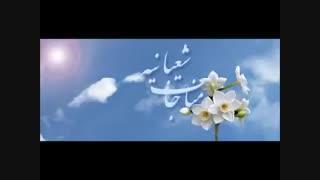 مناجات شعبانیه - میثم مطیعی