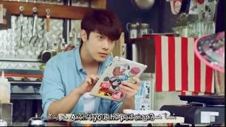 قسمت پنجم مینی سریال کره ای گرم و شیرین ( Hot And Sweet ) با زیرنویس فارسی چسبیده