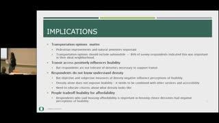 تحلیل اثرات حمل و نقل و کاربری زمین بر درک  شهروندان از قابلیت زندگی