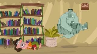 مجموعه انیمیشن گاگولا - غذای روح