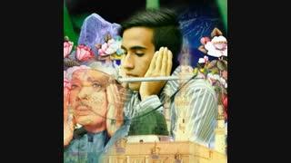 بهترین تقلید از استاد عبدالباسط ! قاری عباس جارالله