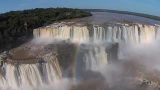 ایگوازو بزرگترین آبشار دنیا در برزیل و آرژانتین
